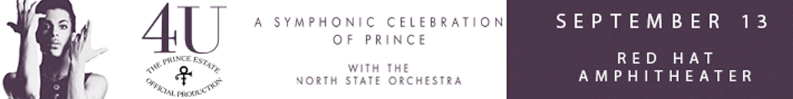 4U: A Symphonic Celebration of Prince (RESCHEDULE)