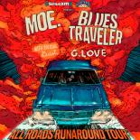 Moe. and Blues Traveler with Special Guest G. Love