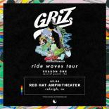 GRiZ at Red Hat Amphitheater