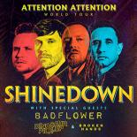 Shinedown at Red Hat Amphitheater